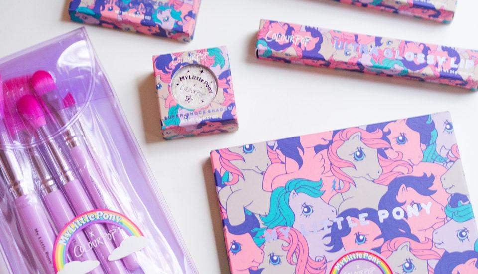 My Little Pony x Colourpop