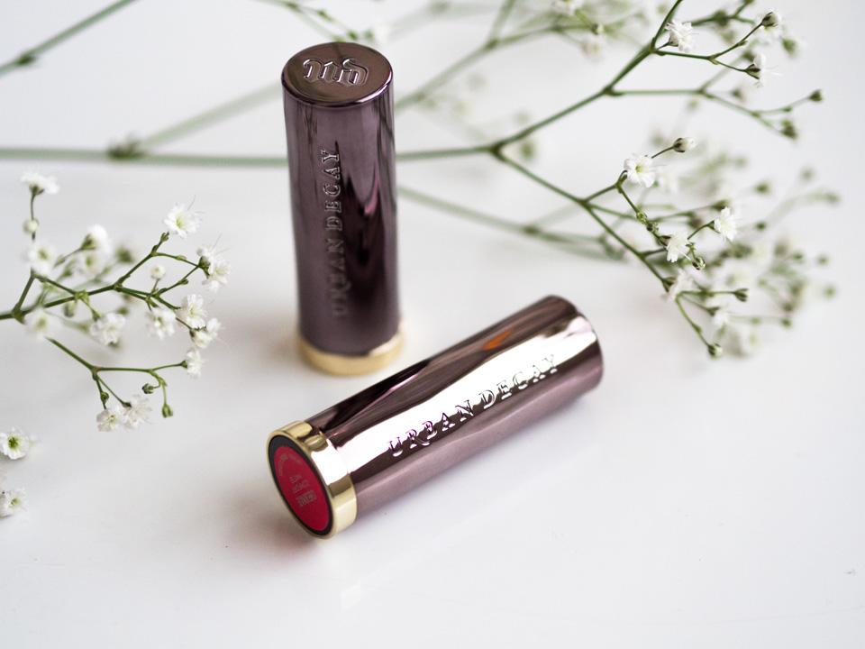 Urban Decay Vice Lipstick – Tryst ja Checkmate